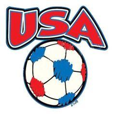 USA Soccer by Mychristianshirts on Etsy