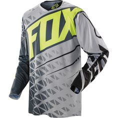 Fox Racing - 360 Given Jersey Grey/Yellow This is next...