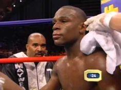 Floyd Mayweather Jr.  vs  Arturo Gatti