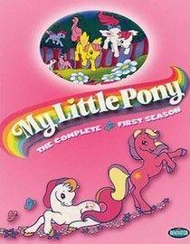 MY LITTLE PONY DVD SET
