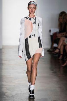 Louise Goldin Spring 2014 Ready-to-Wear Fashion Show