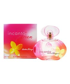Love this Incanto Dream 3.4-Oz. Eau de Toilette - Women by Salvatore Ferragamo on #zulily! #zulilyfinds