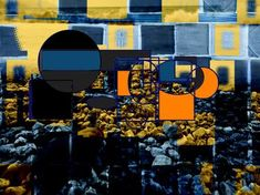 Blue vision - Limited Edition 2 of 4 Artwork Abstract Art, Abstract Shapes, New Media, Buy Art, Saatchi Art, Original Art, Blue Artwork, Landscape, The Originals