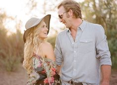Photography: LMarie Photography - lmariephoto.com  Read More: http://www.stylemepretty.com/2012/09/03/arizona-engagement-session-from-lmarie-photography/