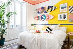Masquespacio: Valencia Lounge Hostel - Attitude Interior Design Magazine