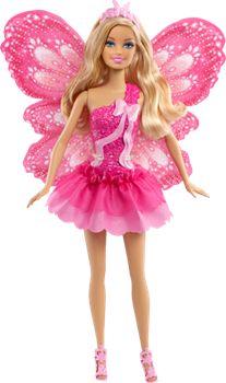 Barbiedukker - Alfer