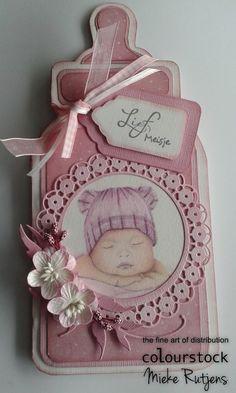 Colourstock: Babykaart