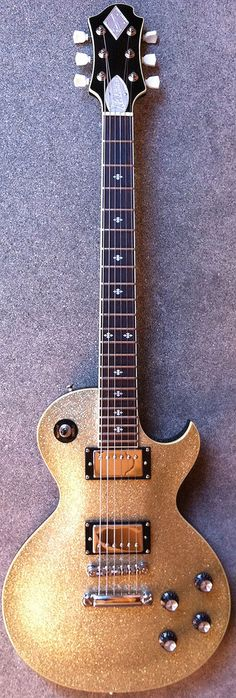 Xaviere Zemaitis Gibson Les Paul Style Guitar $399