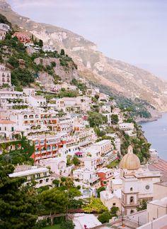 Positano Italy by the Sea