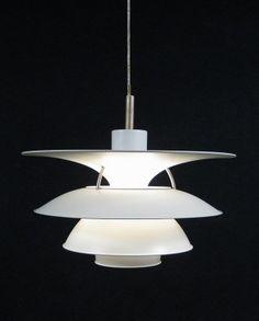 Charlottenburg PH6½-6 pendant lamp by Poul Henningsen
