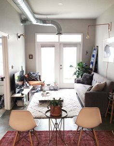 A Modern Loft in Indiana | Design*Sponge