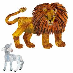 Eric Carle Blog. In like a lion and out like a lamb