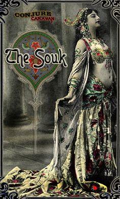 ☯☮ॐ American Hippie Gypsy Art Vintage Belly Dance Music, Tribal Belly Dance, Vintage Dance, Vintage Gypsy, Dance Photos, Dance Pictures, Mata Hari, Art Nouveau, Gypsy Life
