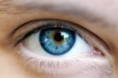 Blue eyes are increasingly rare in America