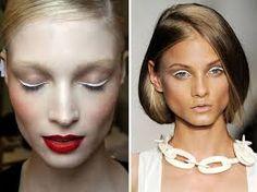 metallic makeup 2014 - Google Search
