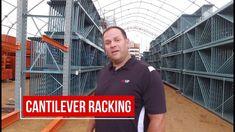 Buy Cantilever Racks - Updated pricing of new & used racking, pipe racks, steel racks, coil storage racks & lumber racks. Lumber Storage Rack, Steel Storage Rack, Lumber Rack, Steel Racks, Media Storage, Tool Storage, Storage Shelves, Shelving, Cantilever Racks