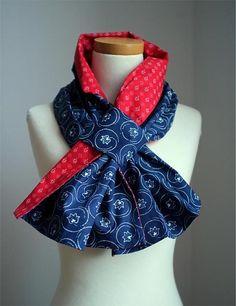 Šatka z tradičnej modrotlače / SlovakiaGift - SAShE. Lovely Things, Scarves, Textiles, Handmade, Style, Fashion, Scarfs, Swag, Moda