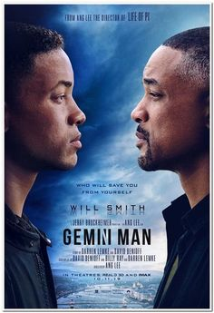 Paramount Pictures has released the first trailer for Gemini Man, director Ang Lee's sci-fi thriller that sees Will Smith playing an… Pikachu, Pokemon, Man Movies, I Movie, 2020 Movies, Movie Blog, Movie Photo, Movie List, Os Smiths