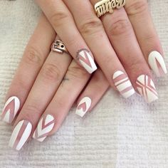 Instagram photo by @nailsbymztina • Jan 1, 2015 at 6:19 PM