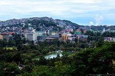 Baguio Today: Burnham Park, August 2013