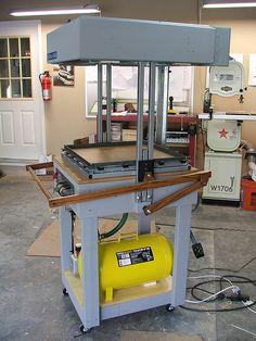 Volpin Props | Protoform Vacuum Forming Machine