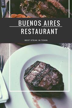 Wenn ihr in Barcelona seid, müsst ihr unbedingt in dieses Restaurant und das leckerste Steak der Stadt probieren, mein Barcelona Insider für euch