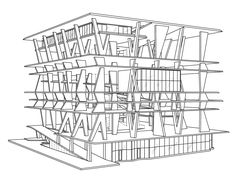 Patent USD648036 - Mixed-use building - Google Patents