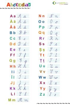Cursive Handwriting, Cursive Letters, Handwriting Worksheets, Tracing Letters, Handwriting Practice, Alphabet Letters, Preschool Writing, Preschool Letters, Preschool Worksheets