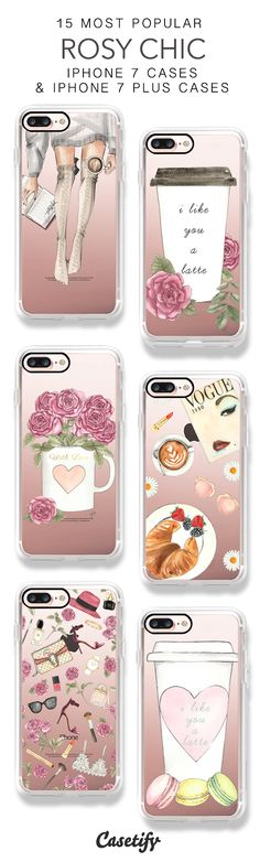 Live like a chic. 15 Most Popular Fashion and Coffee iPhone 7 Cases and iPhone 7 Plus Cases here > https://www.casetify.com/artworks/j9Pjtn9JqZ