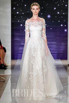 Reem Acra - Spring 2016   Wedding Dress