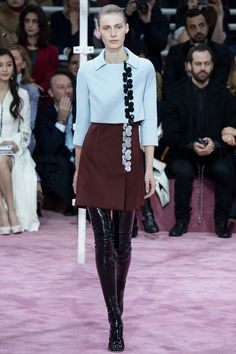 Christian Dior Spring 2015 Couture Runway – Vogue