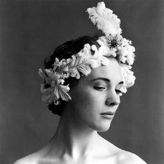 Julie Andrew, photographed by Cecil Beaton