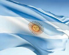 Resultado de imagen para FELIZ día de la bandera argentina GIF
