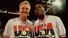 This year marks the 20th Anniversary of The US Olympic Basketball Dream Team. - www.london2012.com #basketball #london2012 #olympics
