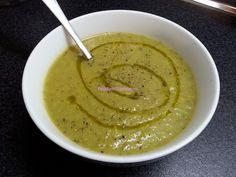Foodie in Translation: Vellutata verde!