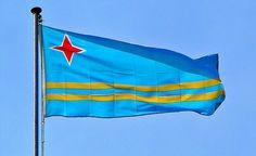 ¿Sabes qué significa cada color de la bandera de Aruba?   ¡Aruba Dushi Tera!   #Onehappyisland #DescubreAruba