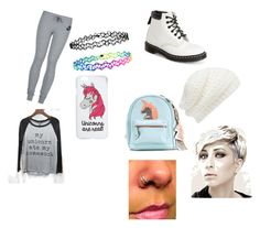 """Untitled #111"" by alybob on Polyvore featuring Triumph, NIKE, Dr. Martens, Forever New, Accessorize and Miss Selfridge"