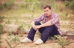 Clara Bella Photography | Dallas Senior Portrait Photographer | Senior Guy