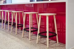 Melbourne-based law practice, KCL Lawyers, has embraced a new direction and BRM Projects was there every step of the way to smooth the path for a successful outcome. The Secret, Bar Stools, Melbourne, Law, Projects, Room, Furniture, Home Decor, Bar Stool Sports