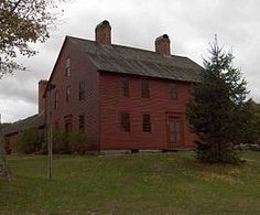 Worked here during Grad School at UConn.  Nathan Hale Homestead near Willimantic