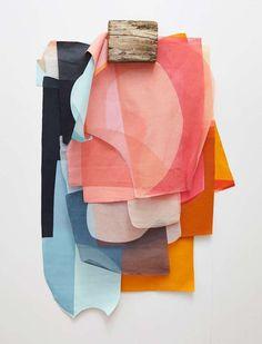 Georgia Loveridge - Print, BA Textile Design /