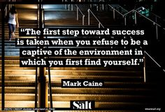 Quote from Mark Caine