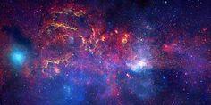 Center of the Milky Way Galaxy (NASA, Chandra) by NASA's Marshall Space Flight Center