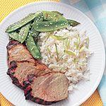 Spicy Asian Pork Tenderloin Recipe | MyRecipes.com