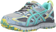 ASICS Womens GelScram 3 Trail Runner * Want additional info? Click on the image. (This is an Amazon affiliate link)