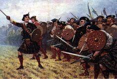 Diana Gabaldon Outlander 1745 Jacobite Rebellion