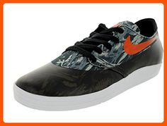 32beecd73a0df Nike Mens Lunar Oneshot SB WC BlackSafety Orange Skate Shoe 95 Men US      Check out this great product. (This is an affiliate link)