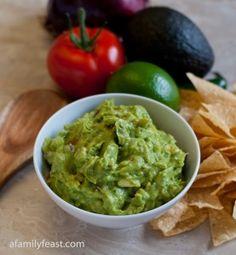 Guacamole - A Family Feast