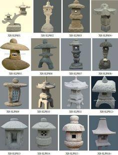 diferentes modelos de linternas