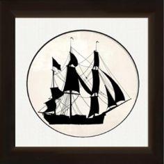 Nautical Wall Art| Ship Art